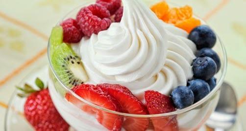 Como Preparar Frozen Iogurtes