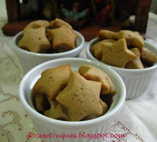 embalar biscoitos natal