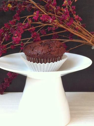 Čokoladni muffini sa maslinovim uljem