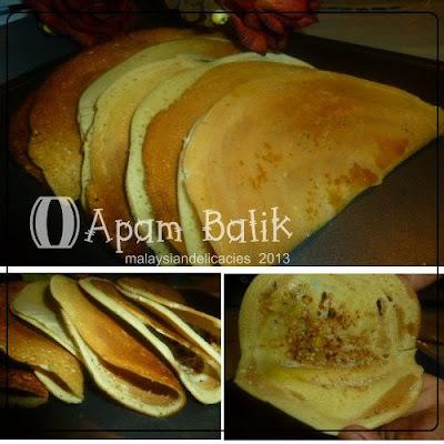 Apam Balik -Comfort food