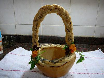 Canasta de pan