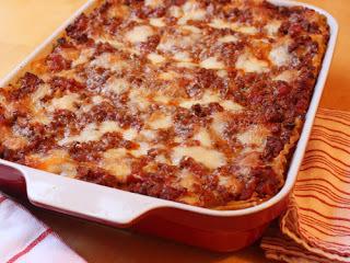 Domáce Lasagna alla Bolognese