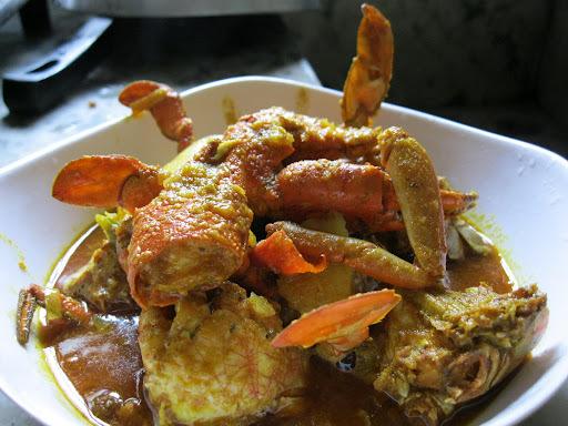 malvani crab masala