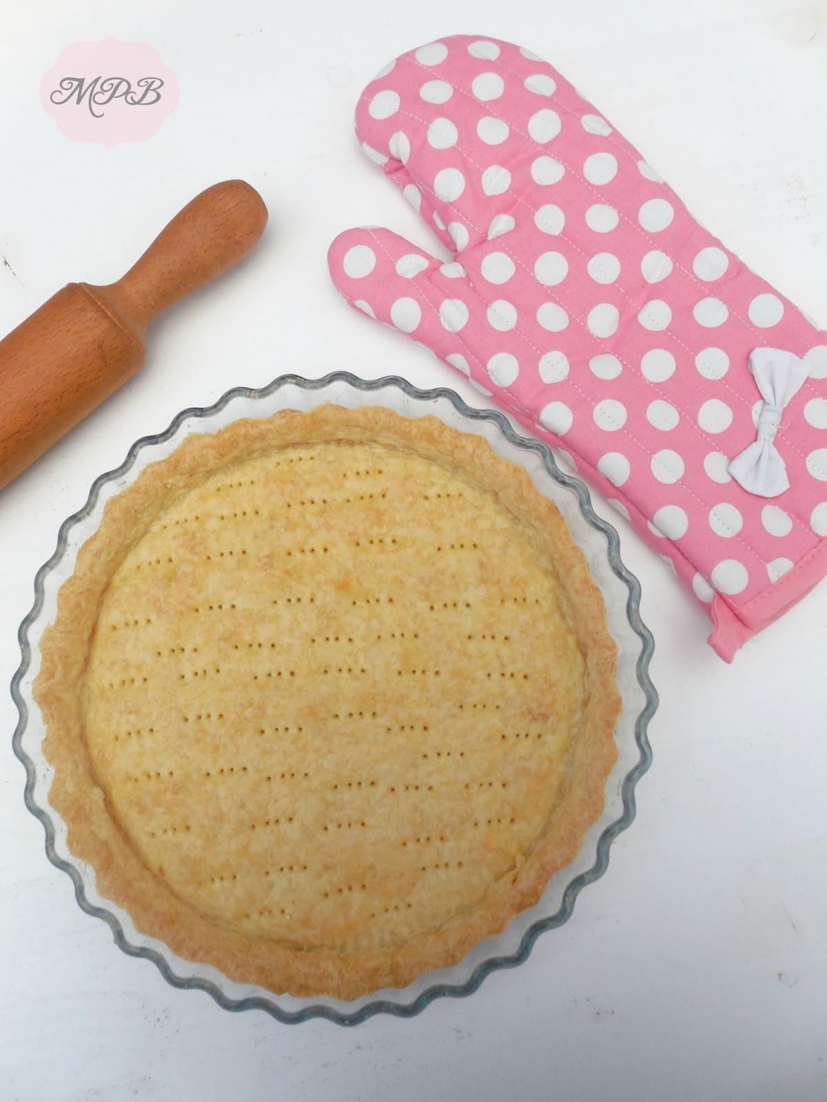 Cómo hacer Pasta Brisa o Masa quebrada (Base para tartas)