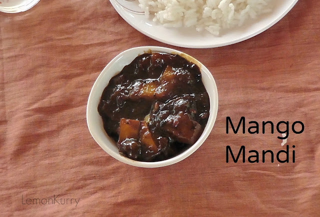 Mango Mandi | Chettinad Treat