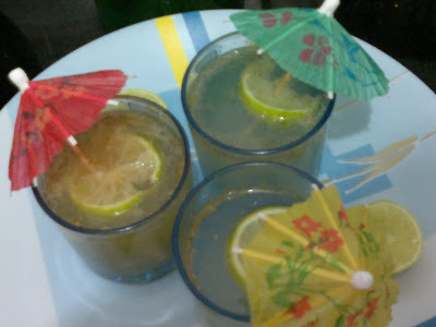 Lemon Shots!!