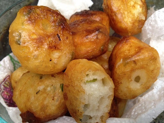 Quick Goli Bajji/mangalore bonda-perfect evening snack