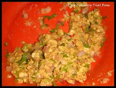 Paneer Aloo Parathas, Boondhi Raitha & Smoked Potato