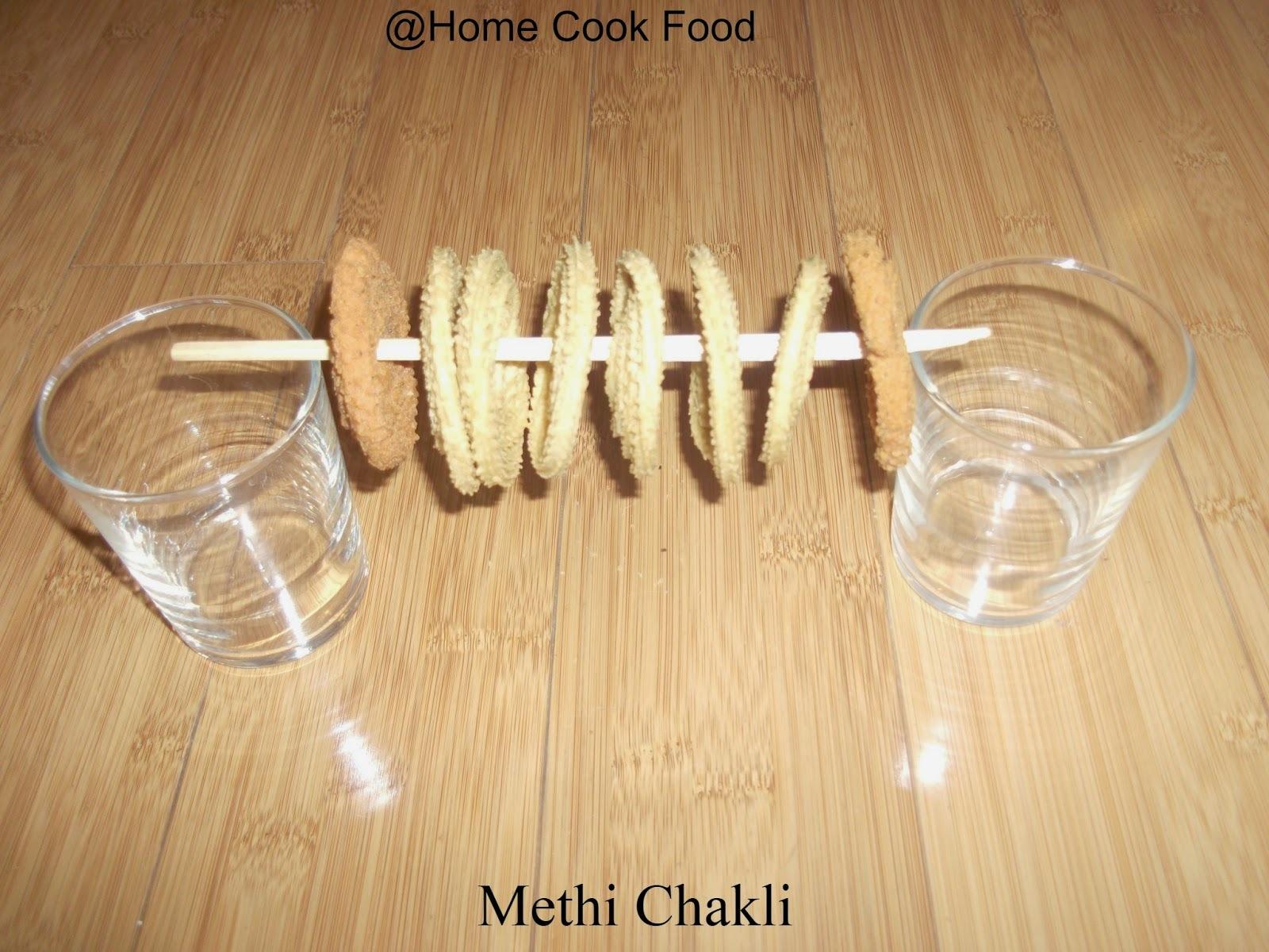 Methi Chakli