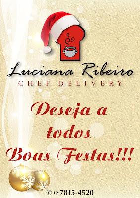 PRATOS NATALINOS 2011 - CONFIRA CARDÁPIO E FAÇA SUA ENCOMENDA!!!