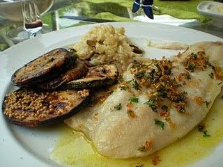 pescado con alusa