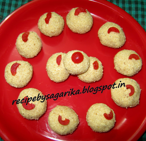 DALIA LADDU (BROKEN WHEAT LADDU)