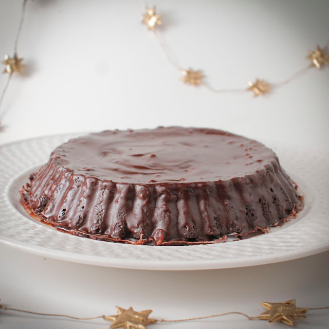 Gluten Free Chocolate Mandarin Orange Cake