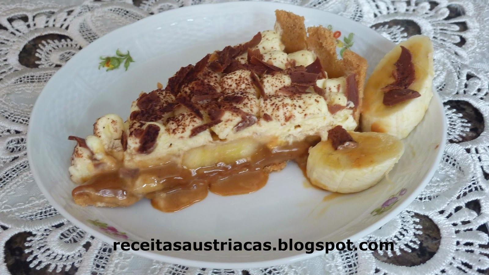 TORTA BANOFFEE – Banoffee Pie