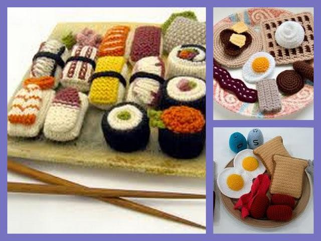 trabalhos manuais de croche