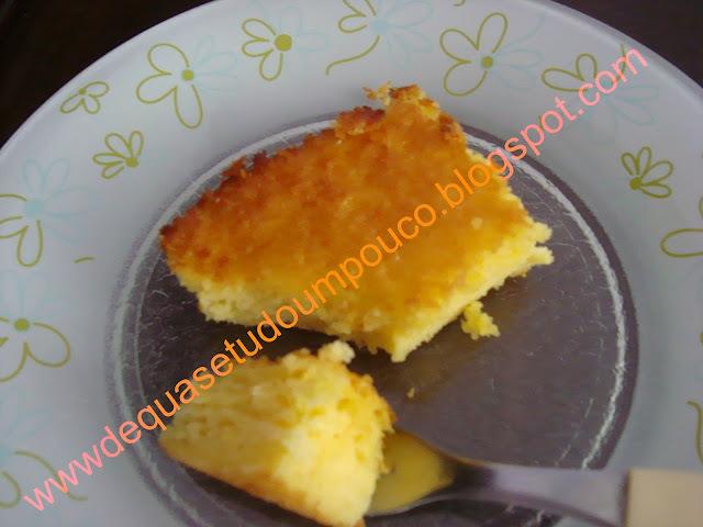 bolo de milho verde em espigas com maizena