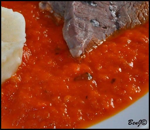 paradajková omáčka