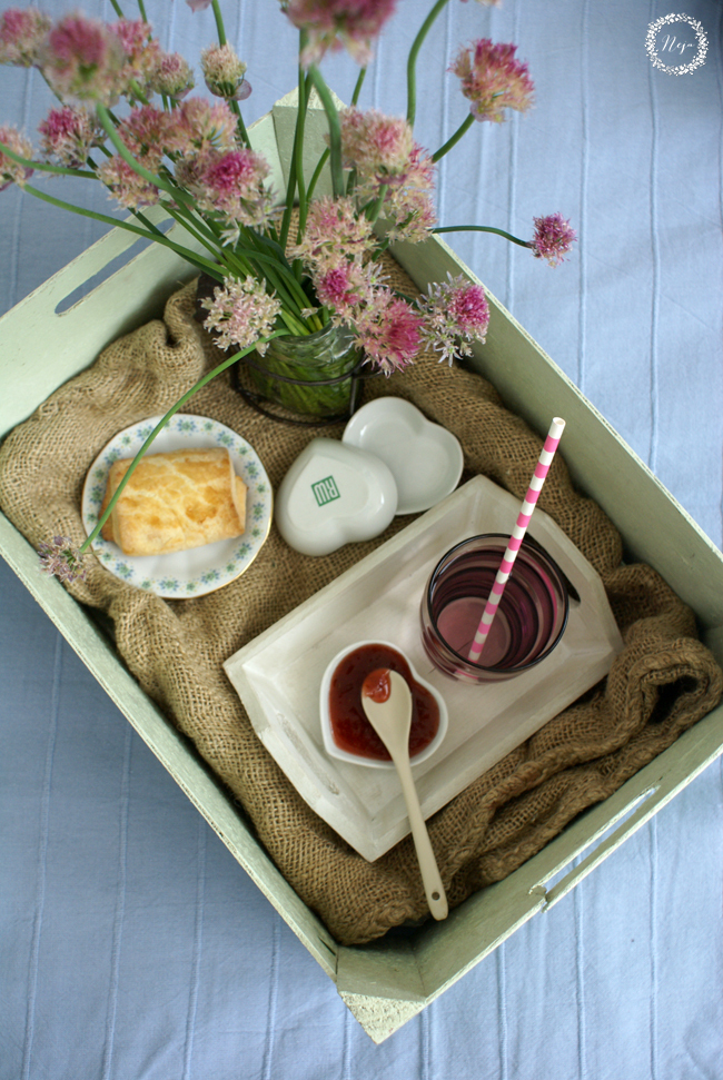 Rhubarb and Strawberry Marmalade / Marmelada iz rabarbare in jagod