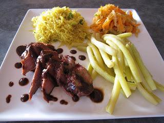 Filet de porc à la Cantonaise