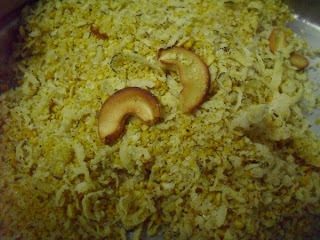 Udupi Krishna's Favourites For Krishna Janmaashtami - Pancha Kajjaaya - A Sweet Mixture