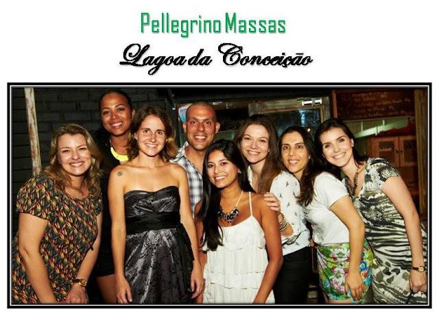 1 ano de Pellegrino Massas: Cardápio e decoração de primeira