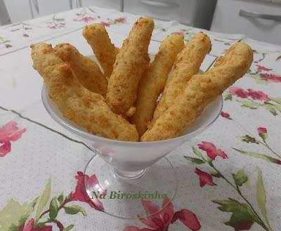 Pão de Queijo Frito
