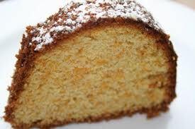 bolo de farinha de arroz