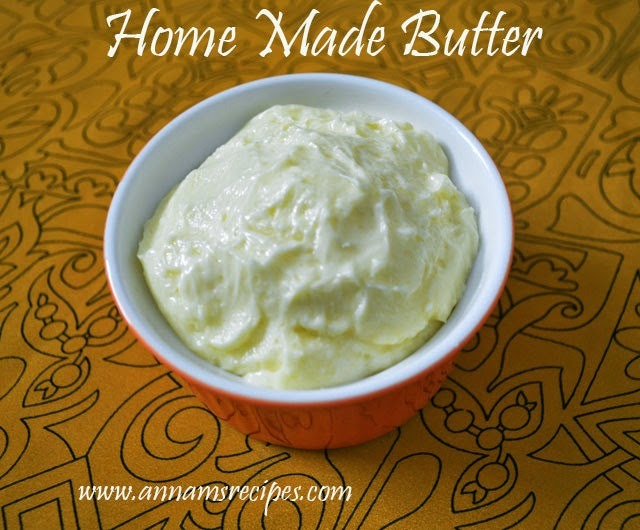 Home Made Butter