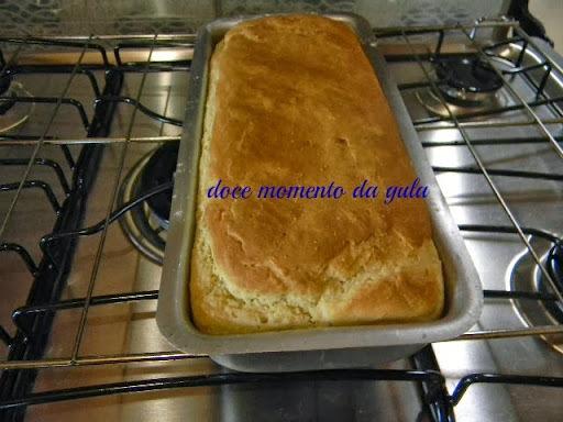 Pão Sem Glúten e Sem Lactose