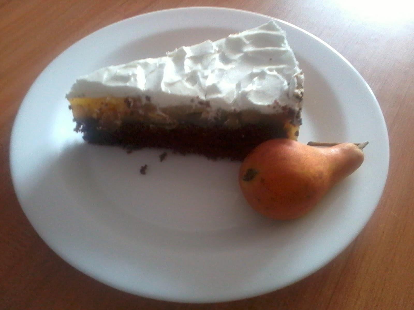 Torta od krušaka