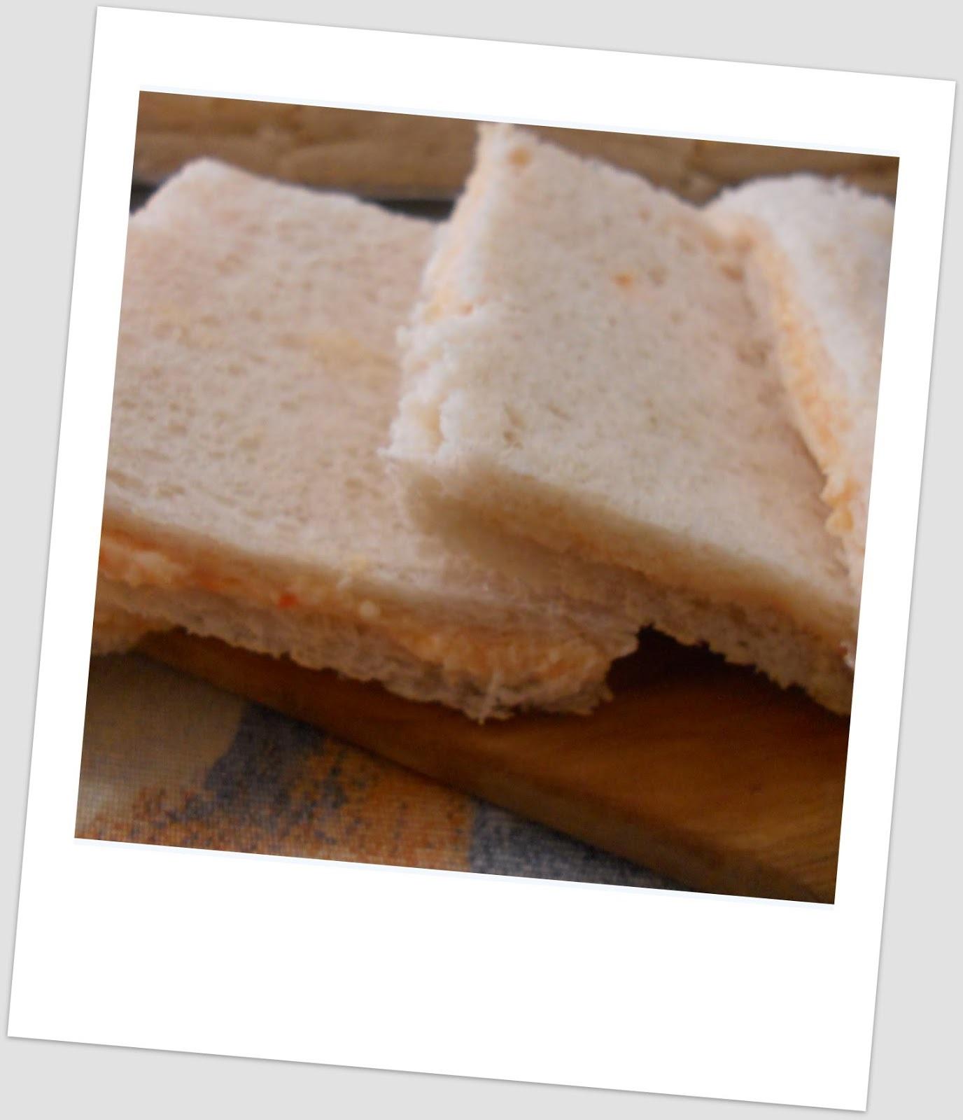 Sándwiches de queso .... homenaje a la AWGGGS