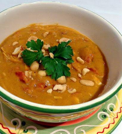 Chicken Peanut Stew