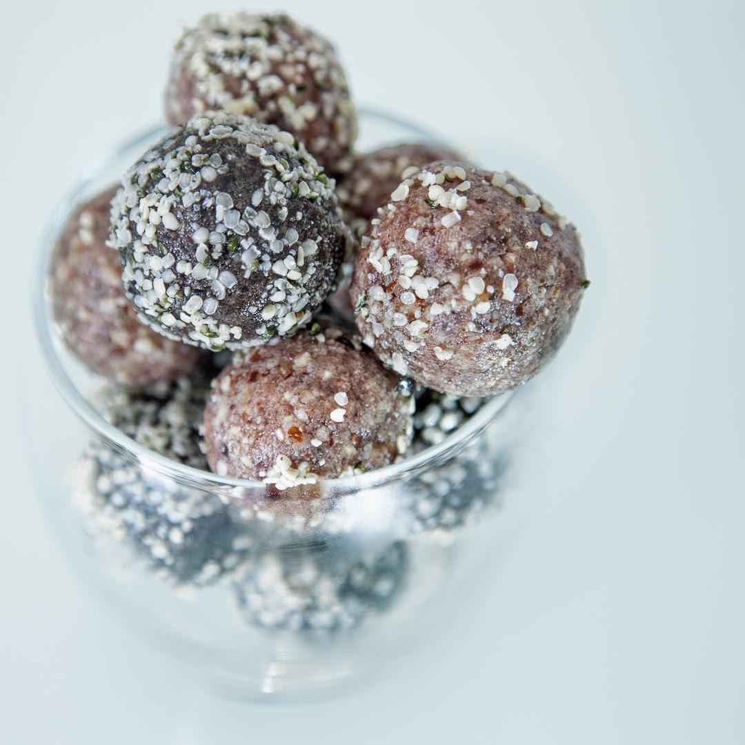bolitas vivas: snack rapido y nutritivo