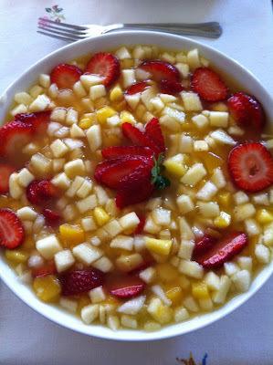 Macedonia De Ocho Frutas