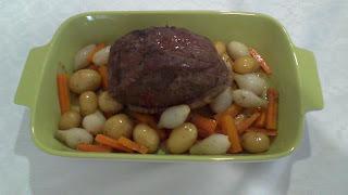 Picaña (o roast beef) al horno