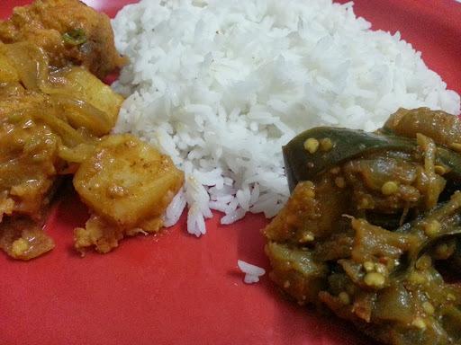 An Oriya Dinner