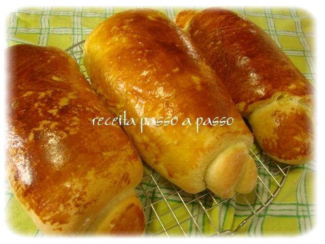 Pão Caseiro / Homemade Bread