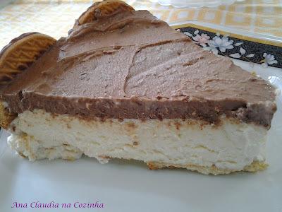 torta holandesa facil com bolacha de maizena