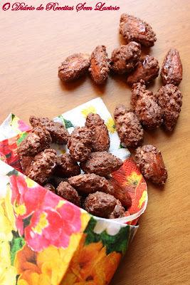 Amêndoas Carameladas Sem Lactose