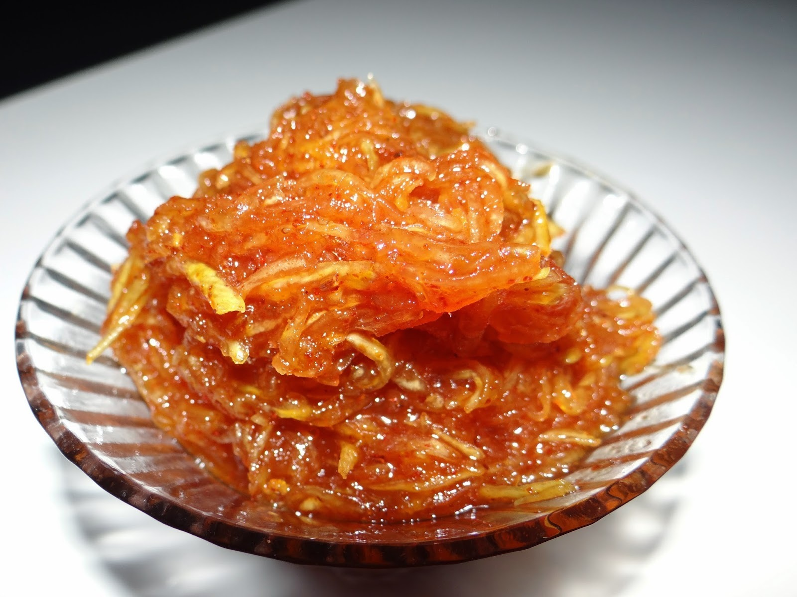 Instant Mango murabba (Kachi Keri no chhundo)