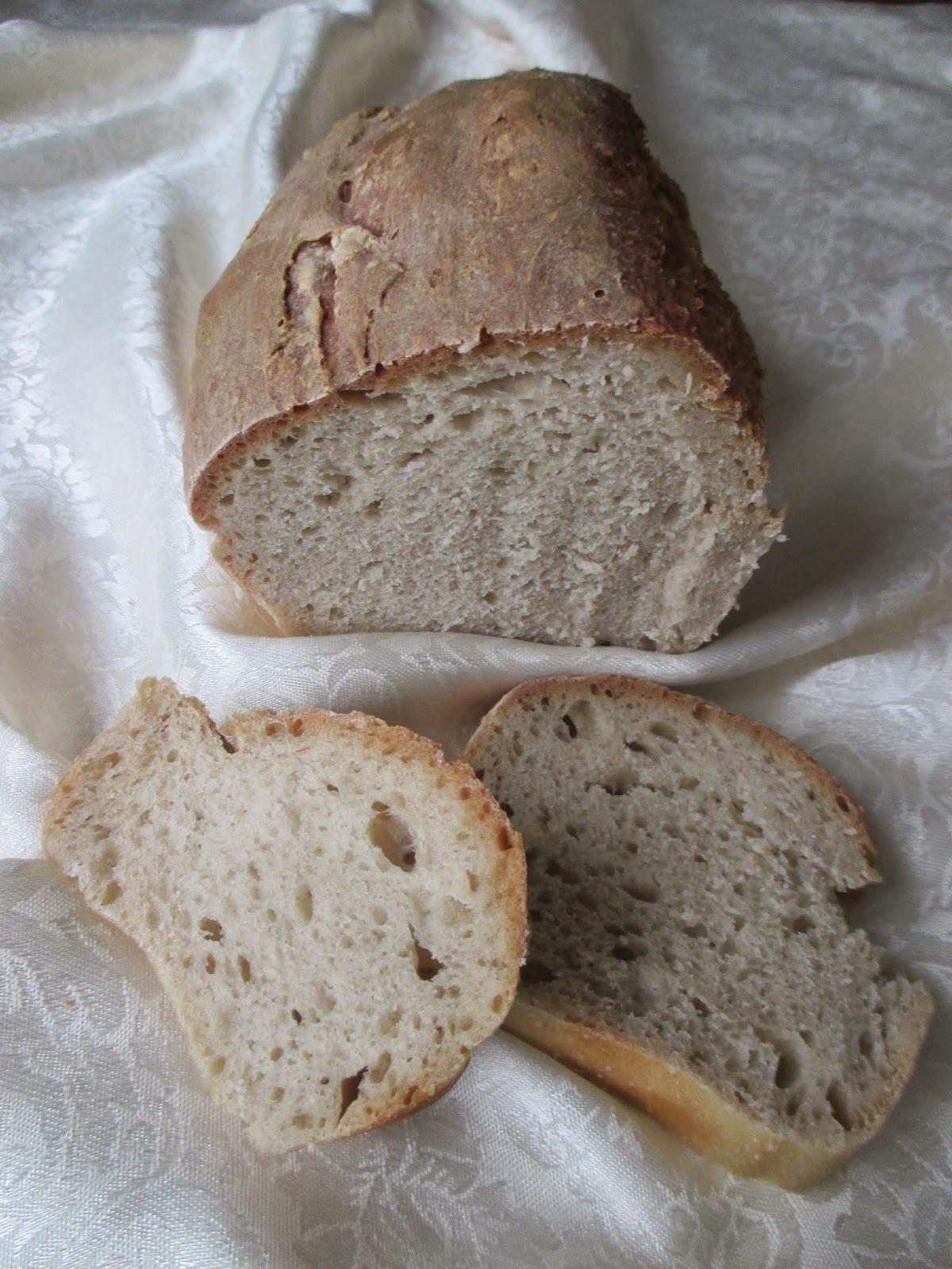 Hrono hleb sa domaćim kvascem