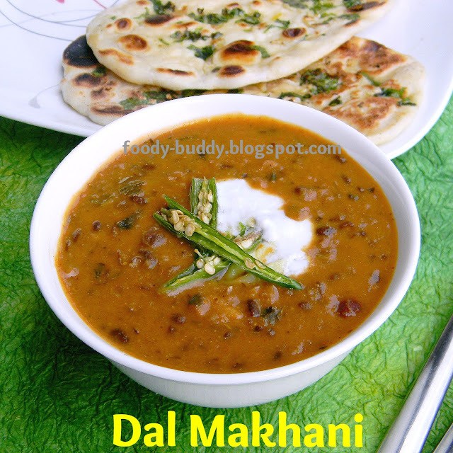 Dal Makhani Recipe in Crock Pot & Pressure Cooker Method
