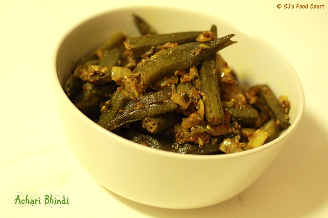 how to make methi achar
