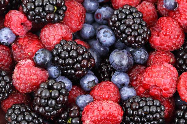 Calda de Frutas Vermelhas