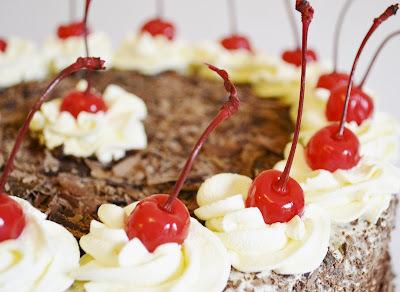 Schwarzwaldska torta