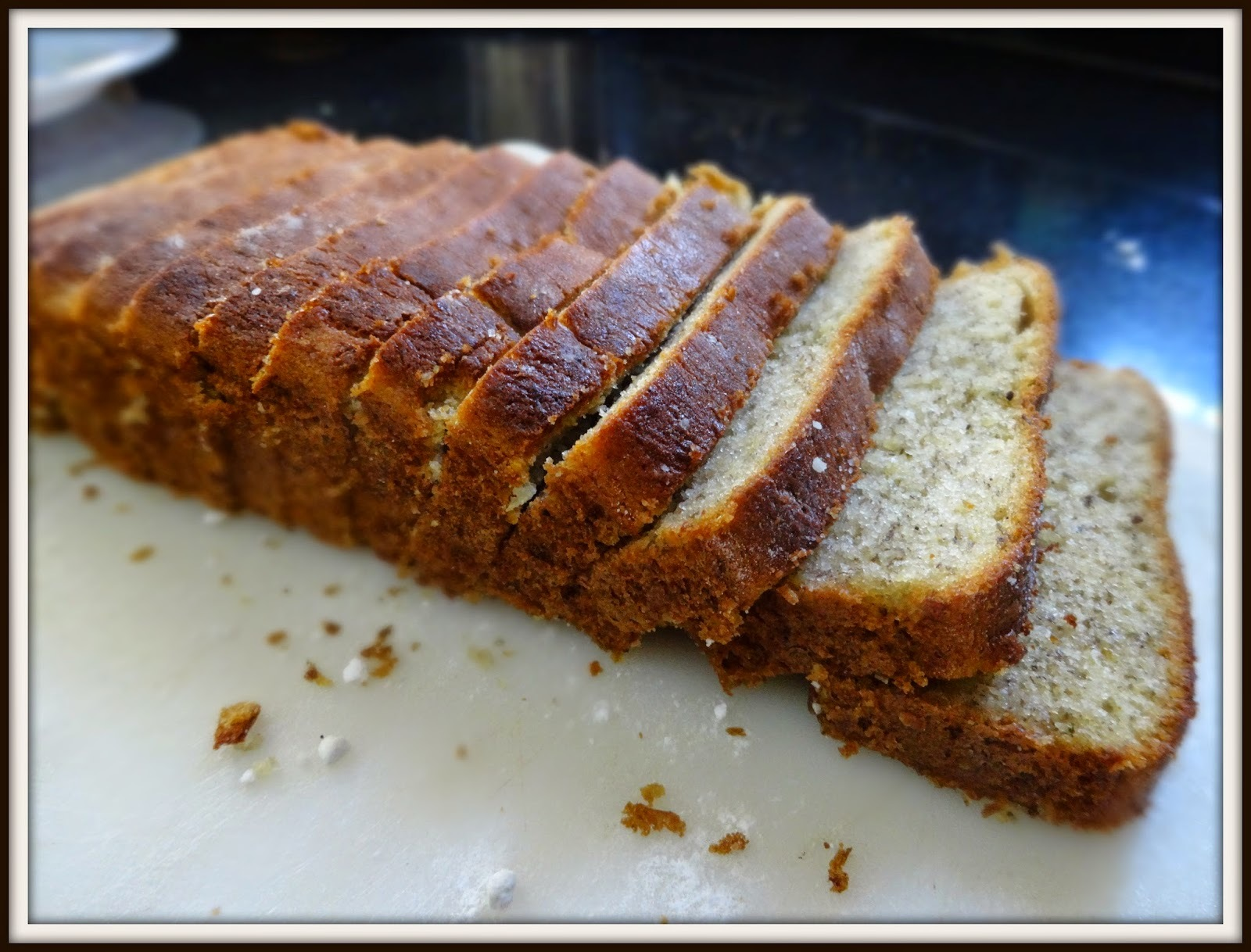 Egg-less Banana Loaf Cake! Prefect tea-time treat