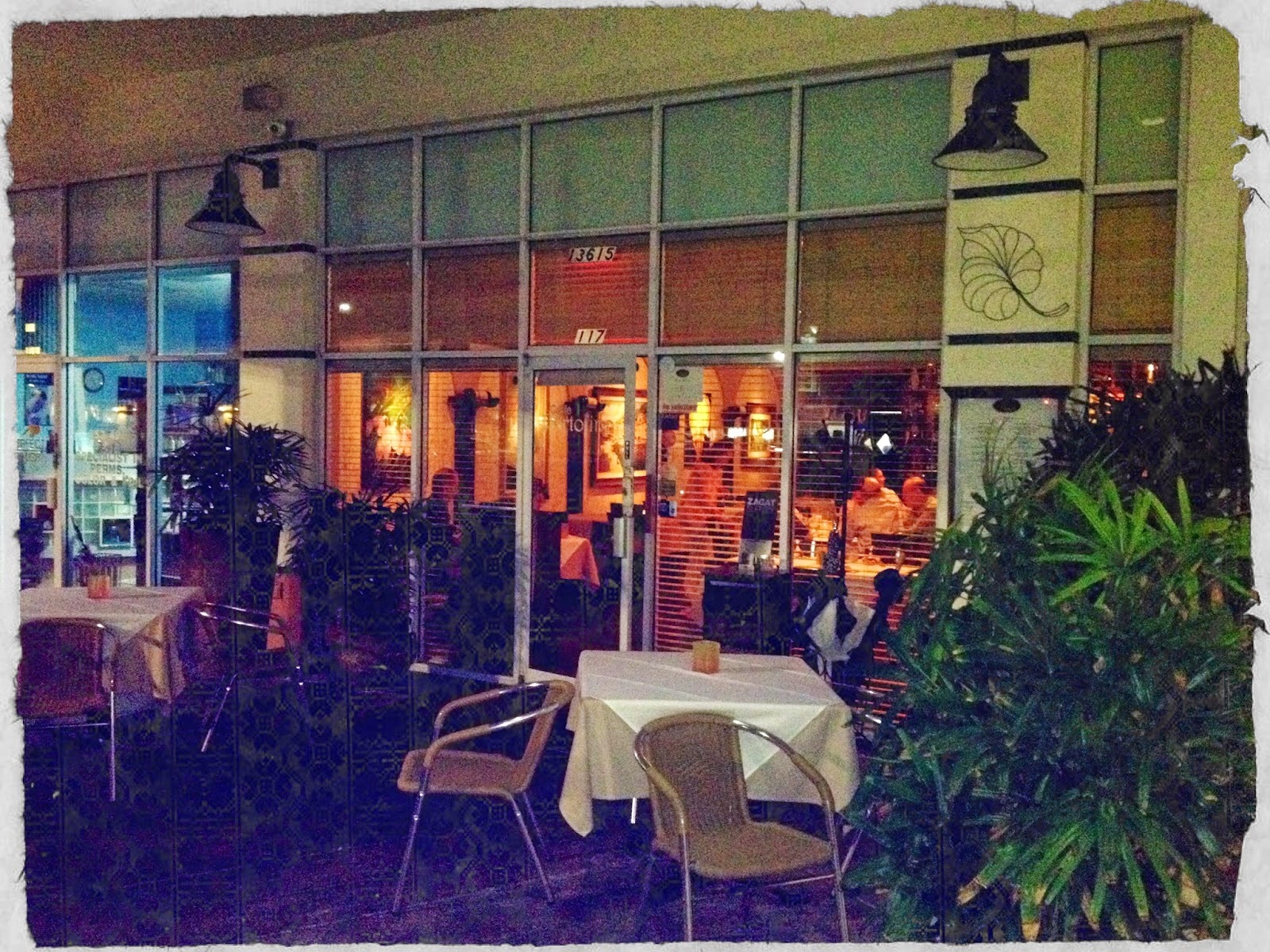 Where to eat in Miami - CAFFE PORTOFINO - Dica de Restaurantes em Miami
