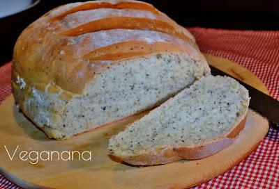 Pão Semi Integral com Semente de Chia
