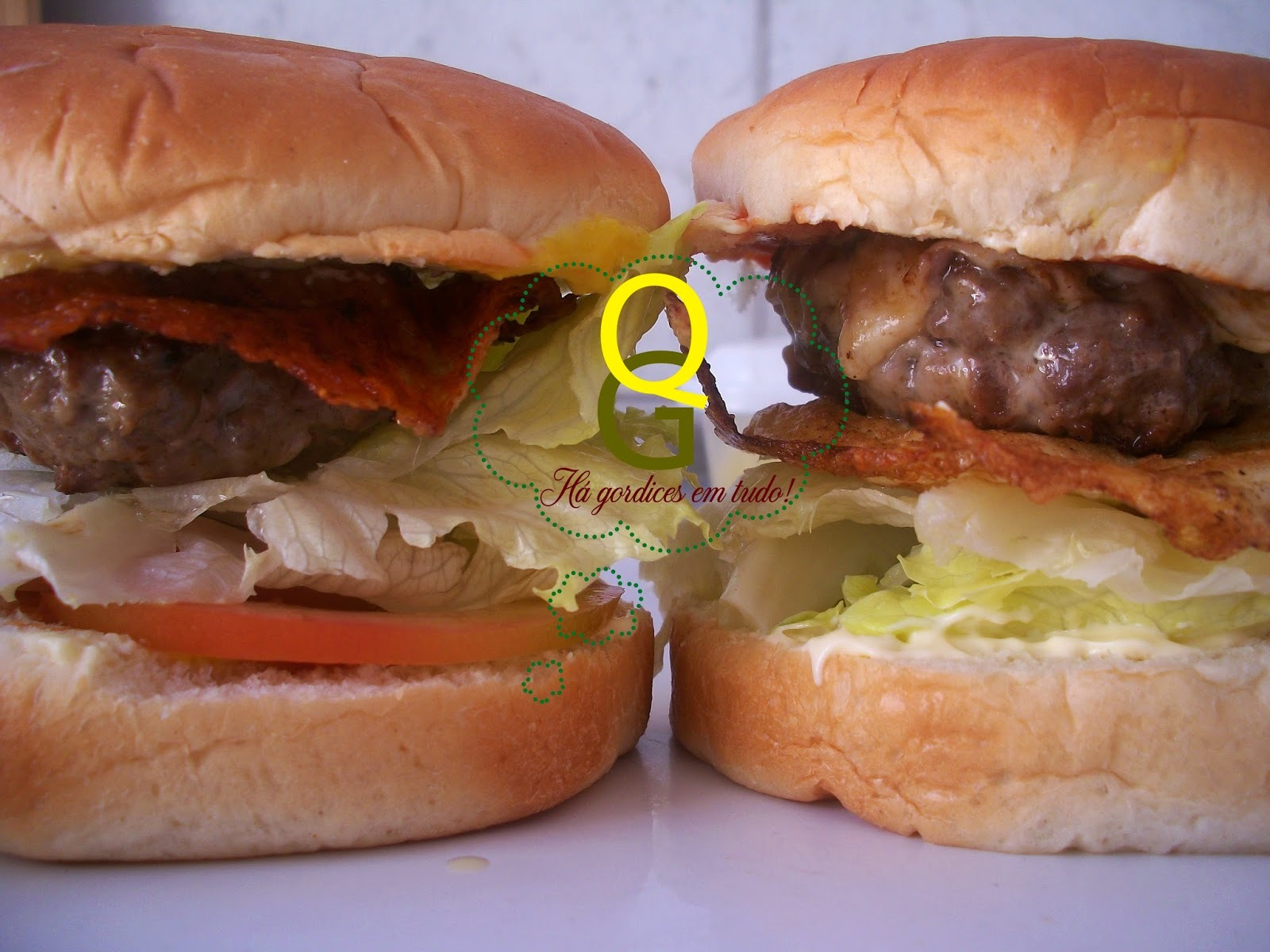 Hambúrguer Caseiro - How to make homemade burger