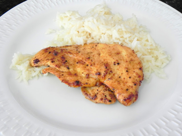 Frango com Lemon Pepper